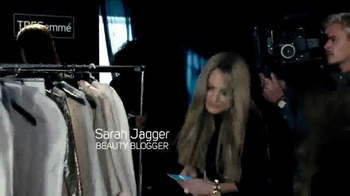 TRESemme Perfectly (un)Done TV Spot, 'Loose Waves' Ft. Sarah Jagger - Thumbnail 2