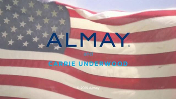 Almay TV Spot, 'Simply American' Featuring Carrie Underwood - Thumbnail 1
