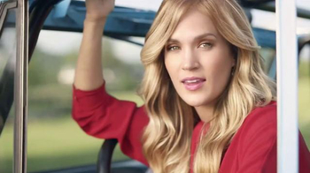 Almay TV Spot, 'Simply American' Featuring Carrie Underwood - Thumbnail 9