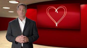 Mega Red Omega-3 Krill Oil TV Spot, 'Reduces Risk of Heart Disease'