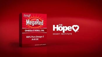 Mega Red Omega-3 Krill Oil TV Spot, 'Reduces Risk of Heart Disease' - Thumbnail 4