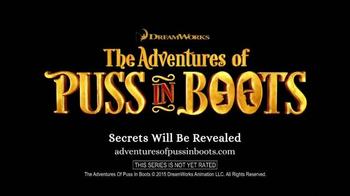 Netflix TV Spot, 'The Adventures of Puss in Boots' - Thumbnail 8