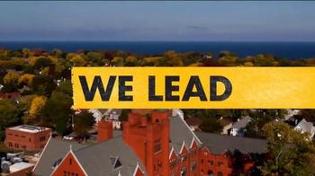 University of Wisconsin Milwaukee TV Spot, 'Leaders' - Thumbnail 10