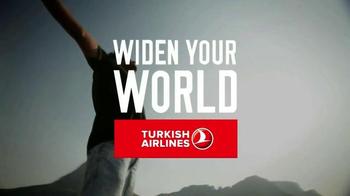 Turkish Airlines TV Spot, 'Venture to the Unexplored' - Thumbnail 7