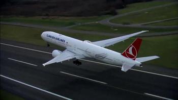 Turkish Airlines TV Spot, 'Venture to the Unexplored' - Thumbnail 5