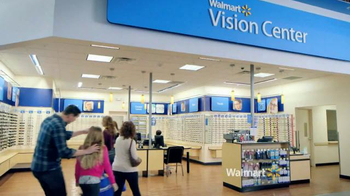 Walmart Vision Center TV Spot, 'Modelesque' - Thumbnail 1