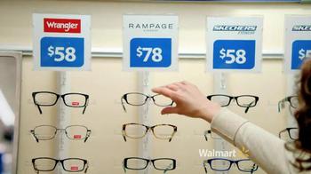 Walmart Vision Center TV Spot, 'Modelesque' - Thumbnail 2