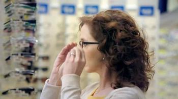 Walmart Vision Center TV Spot, 'Modelesque' - Thumbnail 3