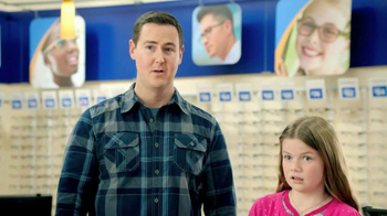 Walmart Vision Center TV Spot, 'Modelesque' - Thumbnail 4