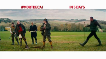 Mortdecai - Alternate Trailer 13