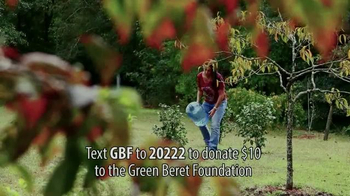 Green Beret Foundation TV Spot, 'Taking Care of Their Own' - Thumbnail 10