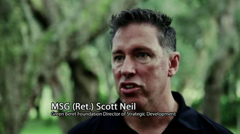 Green Beret Foundation TV Spot, 'Taking Care of Their Own' - Thumbnail 5
