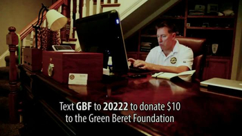 Green Beret Foundation TV Spot, 'Taking Care of Their Own' - Thumbnail 6