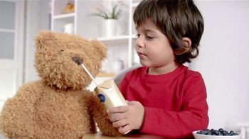 Enfamil Enfagrow Toddler Next Step TV Spot, 'Bear' [Spanish]