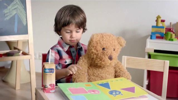 Enfamil Enfagrow Toddler Next Step TV Spot, 'Bear' [Spanish]