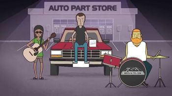 RockAuto TV Spot, \'The Band\'