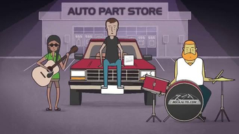 RockAuto TV Spot, 'The Band' - Thumbnail 1