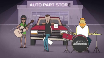 RockAuto TV Spot, 'The Band' - Thumbnail 3