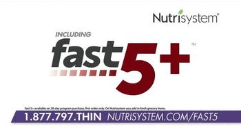 Nutrisystem Fast 5+  TV Spot, 'Lose an Inch' Ft. Marie Osmond, Dan Marino - Thumbnail 6