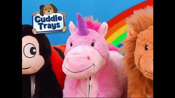 Cuddle Trays TV Spot, 'Not Just a Fluffy Pillow' - Thumbnail 2