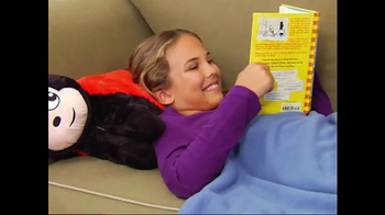 Cuddle Trays TV Spot, 'Not Just a Fluffy Pillow' - Thumbnail 5
