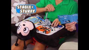 Cuddle Trays TV Spot, 'Not Just a Fluffy Pillow'