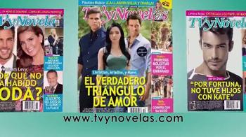 TVyNovelas TV Spot, 'Belleza y Moda' [Spanish]