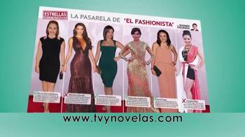 TVyNovelas TV Spot, 'Belleza y Moda' [Spanish] - Thumbnail 5