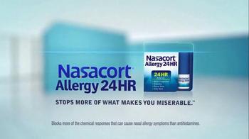 Nasacort Allergy 24HR TV Spot, 'As It Should Be' - Thumbnail 9