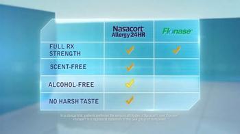 Nasacort Allergy 24HR TV Spot, 'As It Should Be' - Thumbnail 7