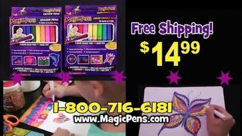Magic Pens TV Spot - Thumbnail 7