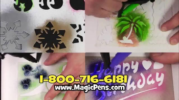 Magic Pens TV Spot - Thumbnail 8