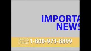 Davis & Crump, P.C. TV Spot, 'Silica' - Thumbnail 1