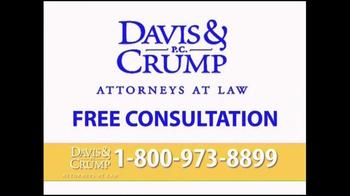 Davis & Crump, P.C. TV Spot, 'Silica' - Thumbnail 10