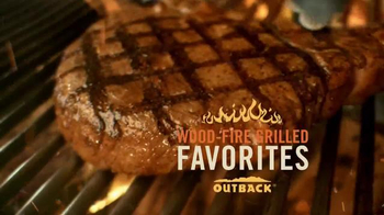 Outback Steakhouse Wood-Fire Grilled Favorites TV Spot [Spanish] - Thumbnail 2