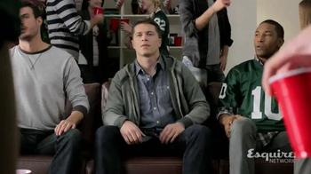 Papa John's TV Spot, 'Esquire Rules for Men: Super Bowl XLIX'