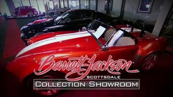 Barrett-Jackson TV Spot, 'Collection Showroom'