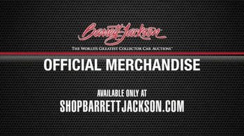 Barrett-Jackson TV Spot, 'Merchandise and Apparel' - Thumbnail 10