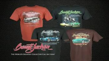 Barrett-Jackson TV Spot, 'Merchandise and Apparel' - Thumbnail 2
