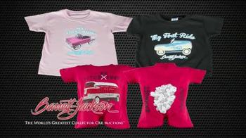 Barrett-Jackson TV Spot, 'Merchandise and Apparel' - Thumbnail 6