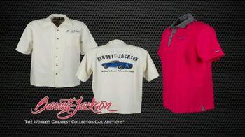 Barrett-Jackson TV Spot, 'Merchandise and Apparel'