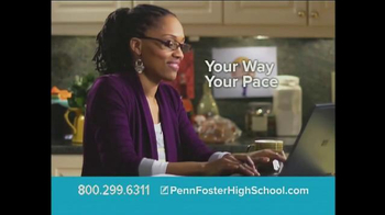 Penn Foster TV Spot, 'Earn Your High School Diploma' - Thumbnail 5