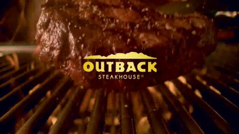 Outback Steakhouse No Worries Wednesday TV Spot, 'Three Course Meal' - Thumbnail 8