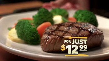 Outback Steakhouse No Worries Wednesday TV Spot, 'Three Course Meal' - Thumbnail 7