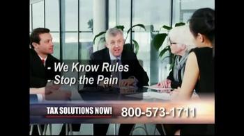 Tax Solutions Now TV Spot - Thumbnail 7