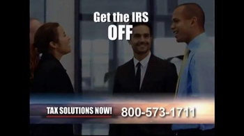 Tax Solutions Now TV Spot - Thumbnail 9