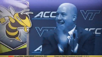 Atlantic Coast Conference TV Spot, 'Bring the Noise' - Thumbnail 6
