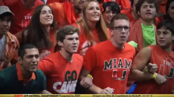 Atlantic Coast Conference TV Spot, 'Bring the Noise' - Thumbnail 8