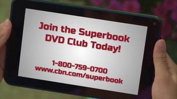 Superbook DVD Club TV Spot, 'Never Miss an Episode' - Thumbnail 8