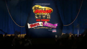 Disney Junior Live On Tour! TV Spot, 'Set Sail' - Thumbnail 3